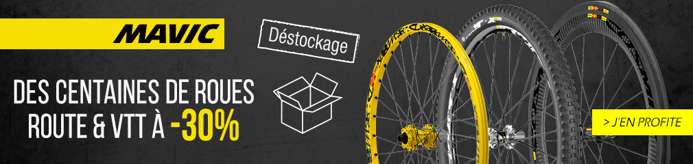 Destockage Mavic
