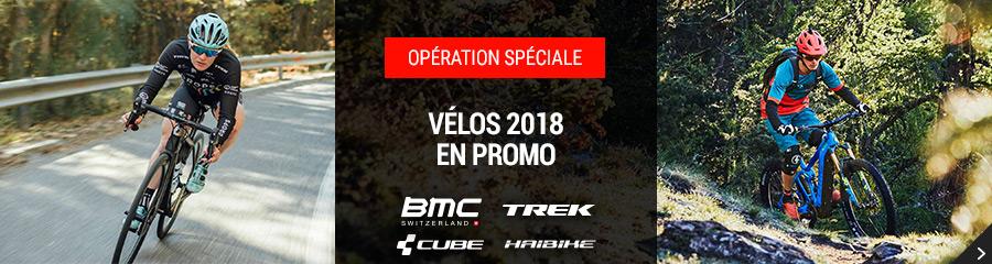 Promo vélo 2018