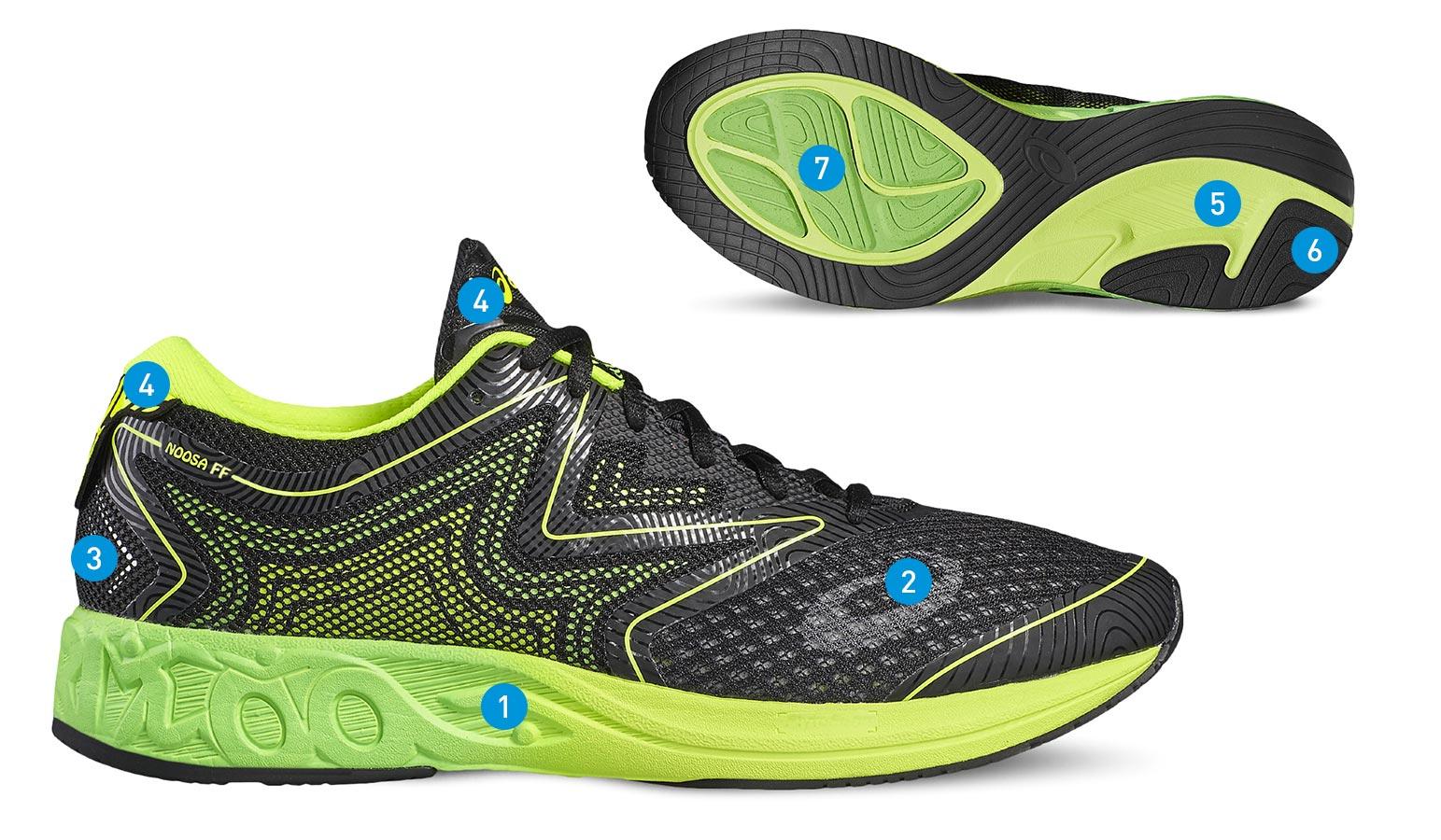 Ff Noosa Couleur Multi Asics Chaussures Femme Triathlon De nqxPw4nZ8A