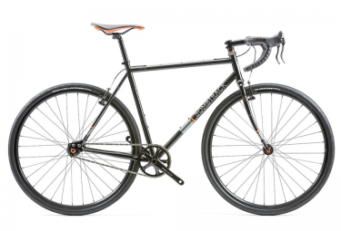 Bicicleta Fixie BOMBTRACK 2016 Single Speed  ARISE Negra
