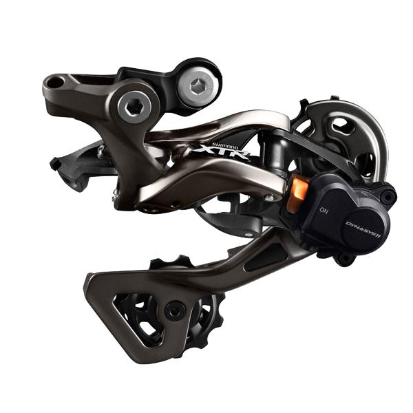 Deragliatore posteriore MTB Shimano XTR