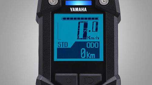 Ecran Yamaha LCD-X