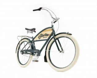Electra Beach Cruiser DELIVERY 3i Chicago Grey