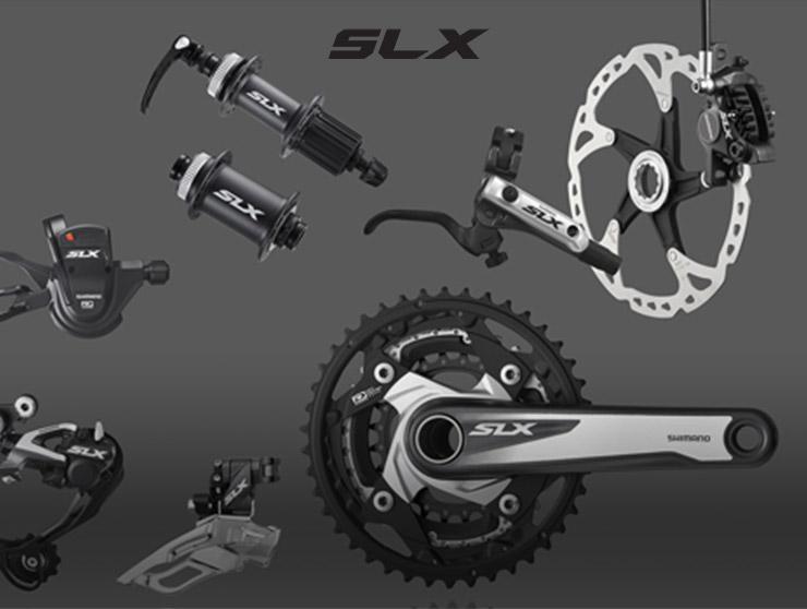 Groupe Shimano SLX