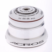 ACROS Jeu de direction AX-06 Externe 1''1/8-1/5 Blanc