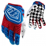 TROY LEE DESIGNS 2012 Gants GP Blue/Red