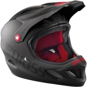 BLUEGRASS 2014 Casque EXPLICIT Noir Rouge