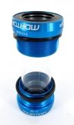MORTOP Boitier de P�dalier VTT BBSM pour SRAM/TRUVATIV BLEU