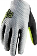 FOX Paire de gants ATTACK Gris