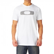 OAKLEY Tee-Shirt WAY OUT O TEE White