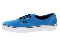 VANS chaussures AUTHENTIC Brillant Blue