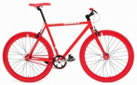 CREATE V�lo FIXIE FULL RED 2012 Taille 59 cm