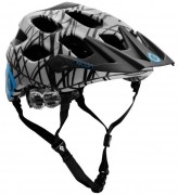 661 SIXSIXONE 2013 Casque RECON WIRED GRIS/CYAN