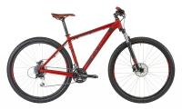 CUBE 2013 Vélo complet AIM 29'' Rouge Noir