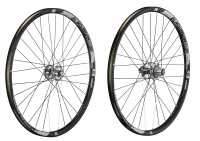 AMERICAN CLASSIC 2013 Paire de Roues All Mountain 26'' axe 20 mm Noir