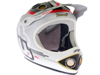 URGE Casque DOWN-O-MATIC UB MMC BLANC/ARGENT Taille L/XL