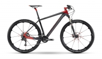 HAIBIKE 2013 Kit Vélo Complet GREED RC 29'' Carbone Noir Rouge