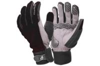 SEALSKINZ Paire de gants Gant cycliste tout temps Noir
