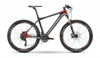 HAIBIKE 2013 Velo complet Light SL 26'' Carbone Rouge mat