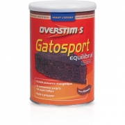 OVERSTIMS GATOSPORT boîte 400g Chocolat noir intense (70% de cacao)