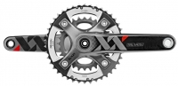 CLEARPROTECT Kit Protections Invisibles pour Manivelles SRAM XX