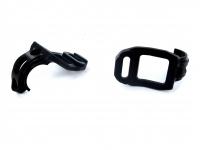 HOPE Paire de Matchmaker Pour freins TECH Stealth et Shifter Shimano XTR Noir