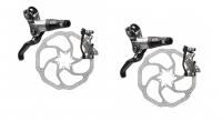 AVID 2013 Paire de Freins CODE + Disques HS1 200 mm (avant) et 180 mm (arrière)