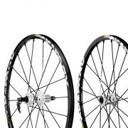 MAVIC 2013 Paire de roues CROSSMAX ST LEFTY 26''