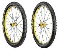 MAVIC Paire de roues CROSSMAX ENDURO 27.5'' + Pneus Charge et Roam XL