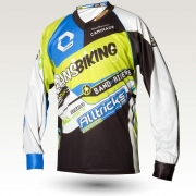 BAND OF RIDERS Maillot Manches Longues  Team Race Transbiking Alltricks 2013