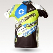 BAND OF RIDERS Maillot Manches Courtes Team Transbiking Alltricks 2013