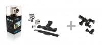 GOPRO Camera DIGITAL HD 2 HERO 2 OUTDOOR + GOPRO Fixation Guidon  RIDE HERO