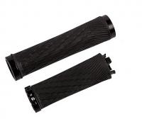 SRAM Paire de Grips pour Poignée tournante SRAM XX1 Noir