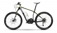 HAIBIKE XDURO RX hardtail 400WH 10V XT mix noir lime T50