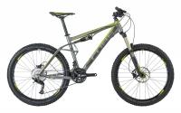 CUBE 2013 Vélo compet AMS 150 PRO 26'' Gris Vert