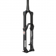 ROCKSHOX 2014 Fourche PIKE RCT3 26'' 150 mm Axe 15 mm Solo Air conique Noir