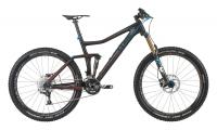 CUBE 2013 Vélo Complet STEREO SUPER HPC 160 SLT 27.5'' Noir Rouge