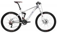 BH 2014 Vélo Complet LYNX 4.8 8.5 26'' Blanc Gris