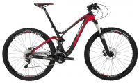 BH 2014 Vélo Complet LYNX 4.8 9.3 29'' Rouge Carbone