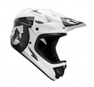 661 SIXSIXONE 2013 Casque COMP SHIFTED Blanc/Noir Taille M