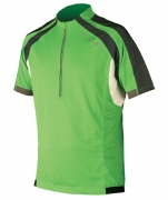 ENDURA Maillot manches courtes HUMMVEE Green Taille M