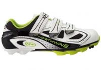 NORTHWAVE 2012 Paire de Chaussures REBEL Blanc/Noir/Vert Taille 45