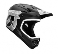 661 SIXSIXONE 2013 Casque COMP SHIFTED Noir Mate Taille L