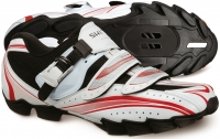 SHIMANO 2012 Paire de Chaussures 	M087W Blanc Taille 42