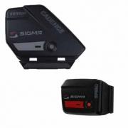 SIGMA Emetteur V�lo + Cadence DTS + Support 2� v�lo