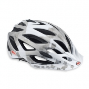 BELL Casque SEQUENCE Blanc Argent Taille L