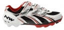Northwave SPARTA 2013 Pair of Shoes White / Black / Red