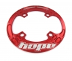 HOPE Protège BASH GUARD 104 mm ROUGE