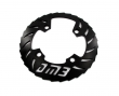 DM3 Bash Guard Alu 38-40 Dents Noir