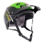 URGE 2014 Casque Endur-O-Matic Airlines Noir / Vert